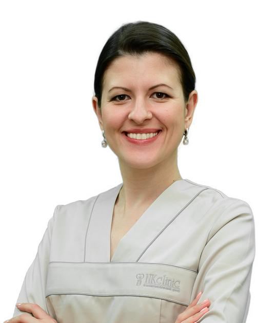 Захарова Дарья Михайловна